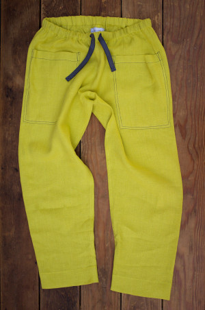 Sulphur Yellow Britches