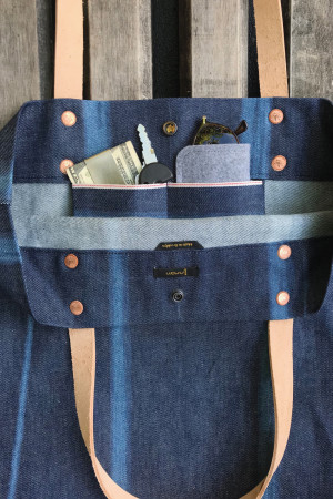 BLKSMTH Farmer's Tote