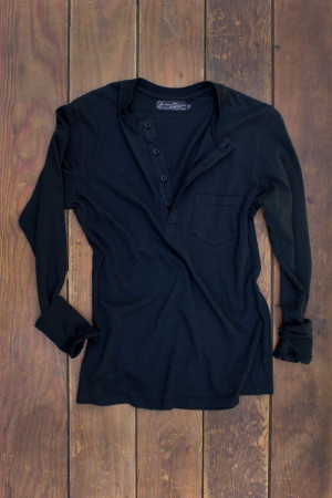 Black Henley